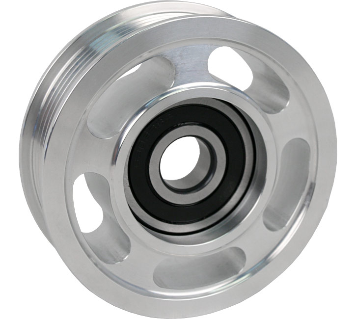 Aluminum Supercharger Pulley: LSR 2010-14 Camaro Tensioner Pulley