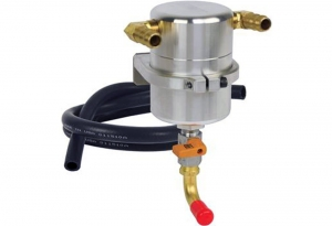 Moroso Camaro Air/Oil Separator