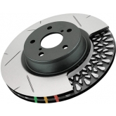 DBA Camaro 4000 SL Series Brake Rotor - Driver Rear
